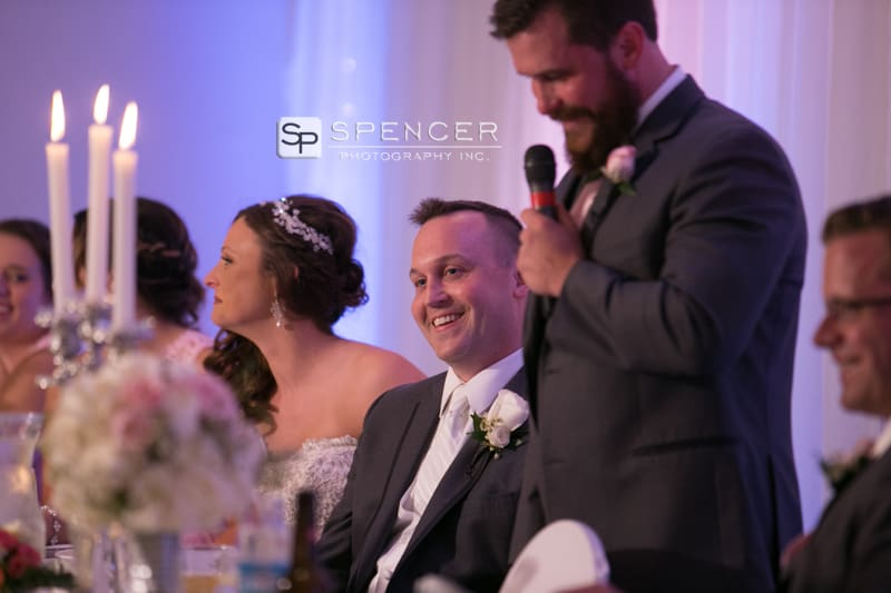 groom laughing at st. helenic