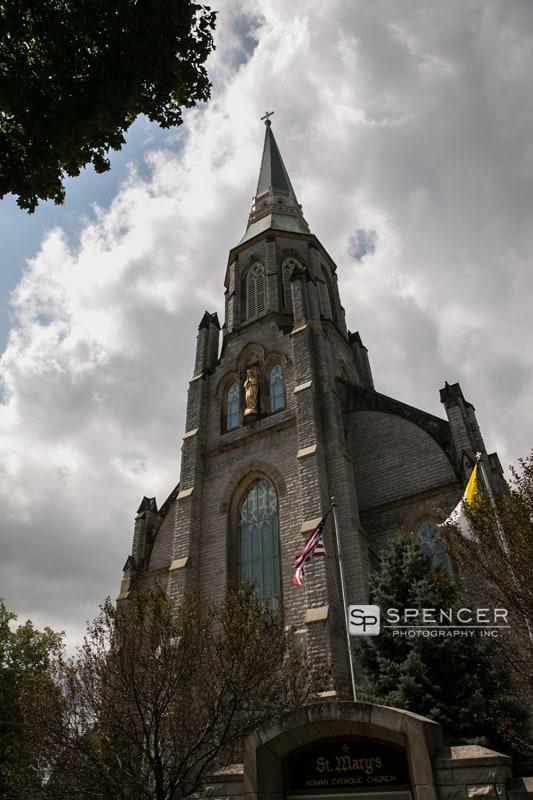st marys church sandusky