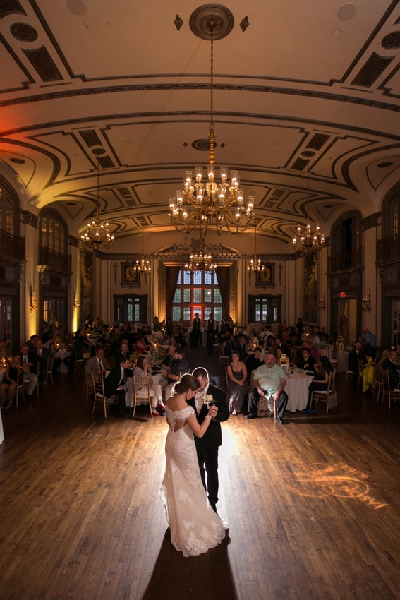 tudor arms first dance
