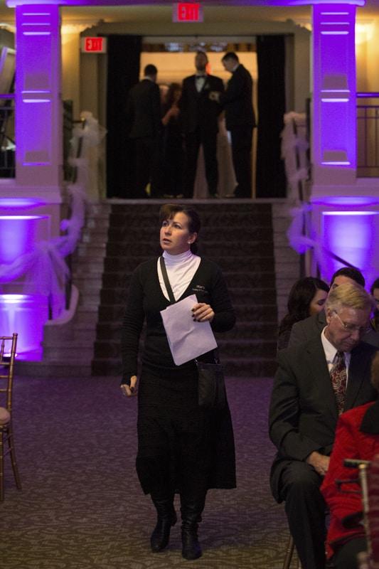 elegant events by maria at wedding a ballroom at park lane