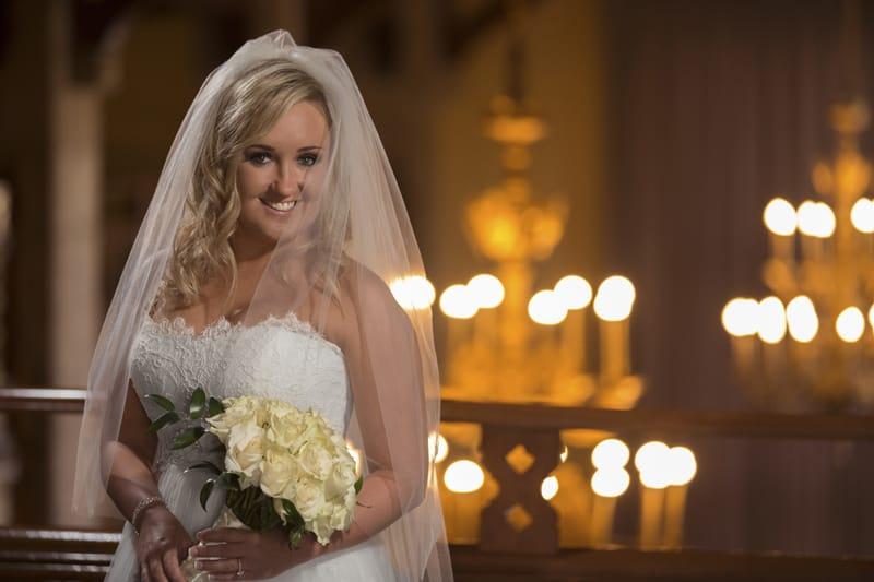 bride portrait at tudor arms hotel