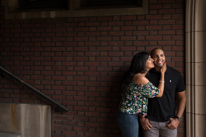 case western reserve engagement picture
