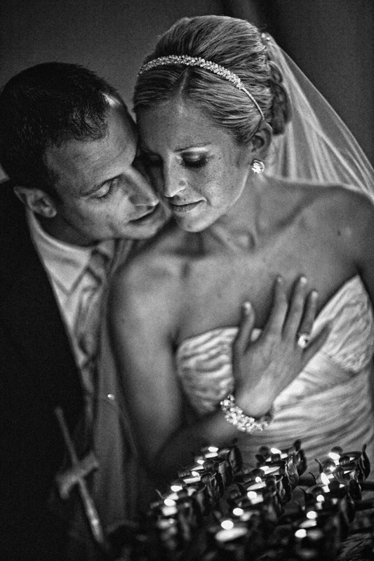 st vincent church wedding picture