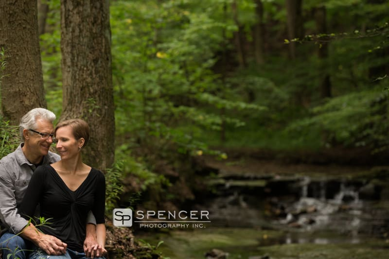engagement picture at sulfur springs