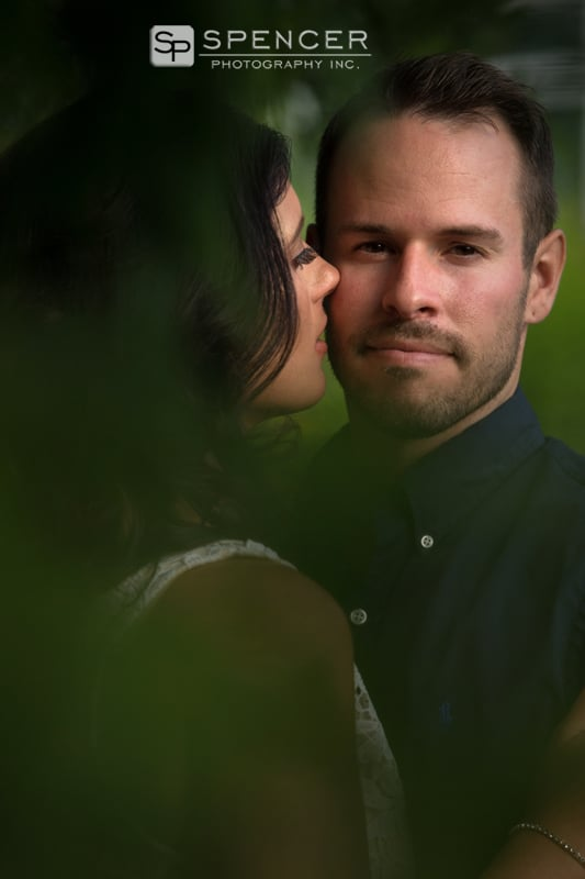 phipps conservatory engagement picture