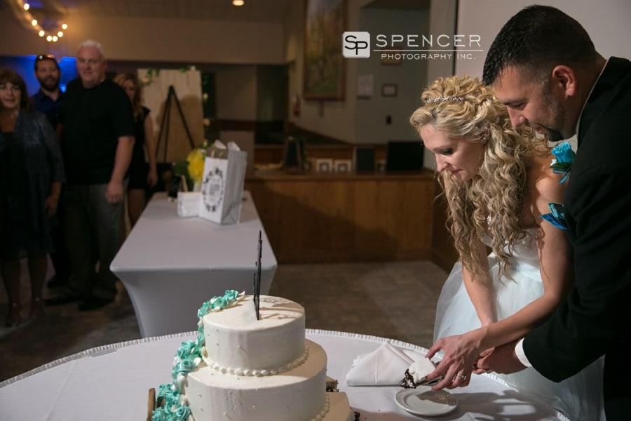 wedding cake cutting donauschwabens