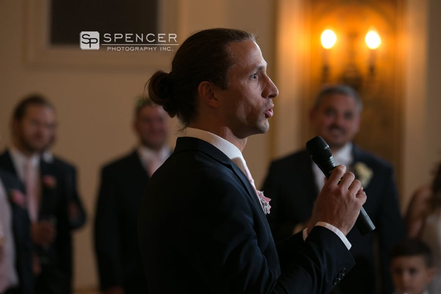 best man speech at greystone hall wedding reception