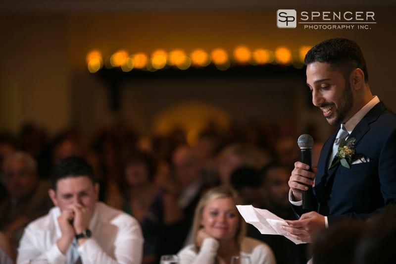 best man speech wedding reception speech chagrin valley athletic club