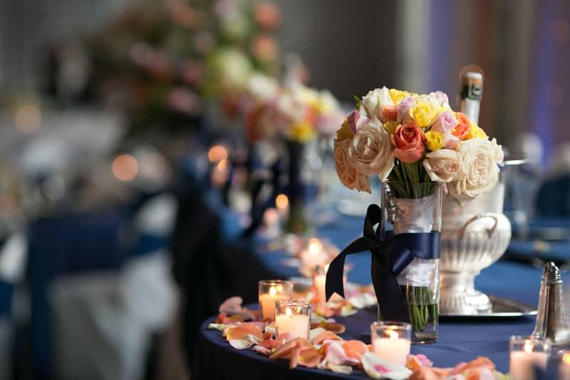 brides bouquet at landerhaven