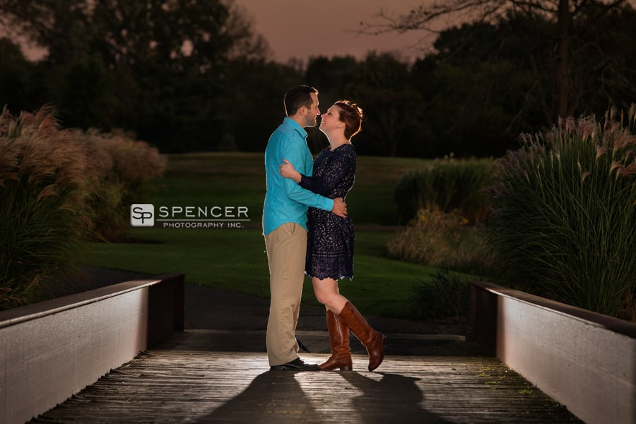 firestone country club engagement picture