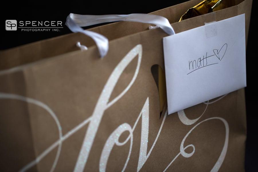 wedding day gift a aloft cleveland