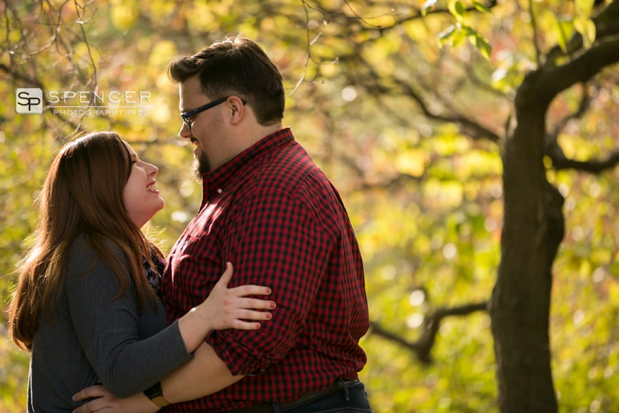 fall engagement picture