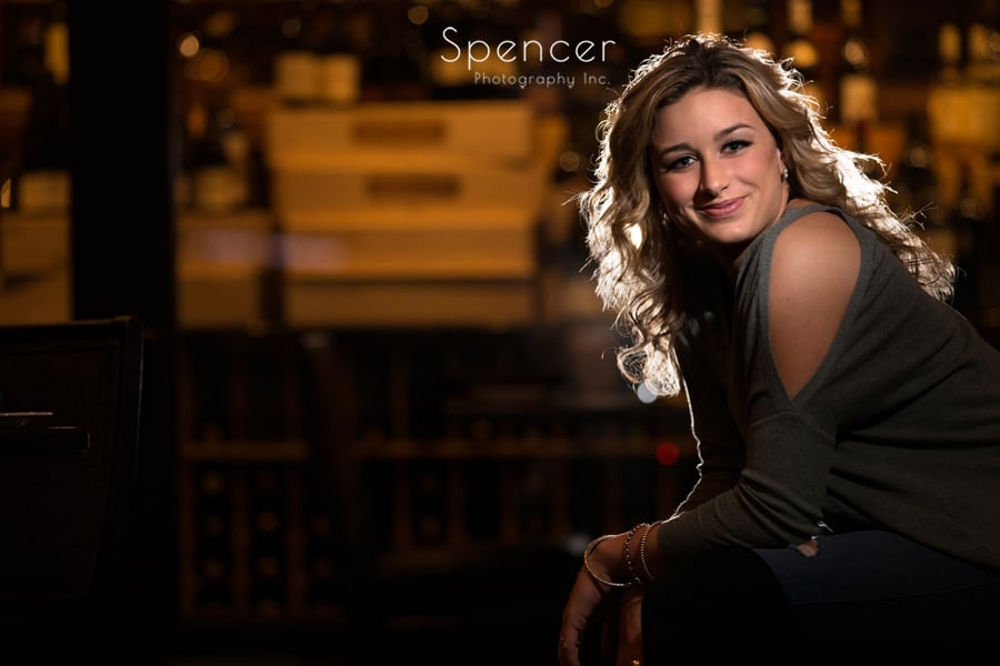 high school senior portrait in wadsworth