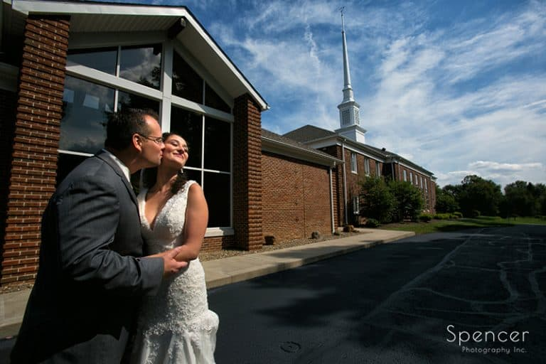 Wedding in Tallmadge Ohio // Akron Wedding Photographers