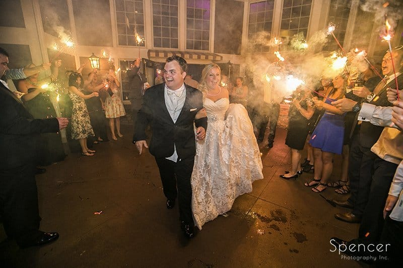 Wedding Reception at the Bertram Inn // Cleveland Photographers