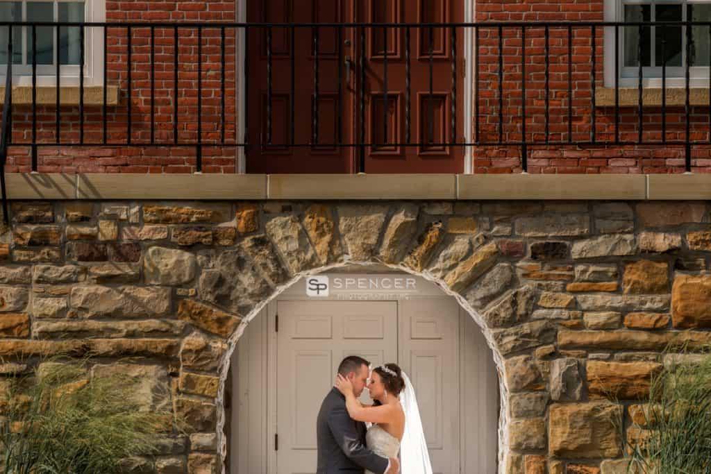 wedding picture in brecksville