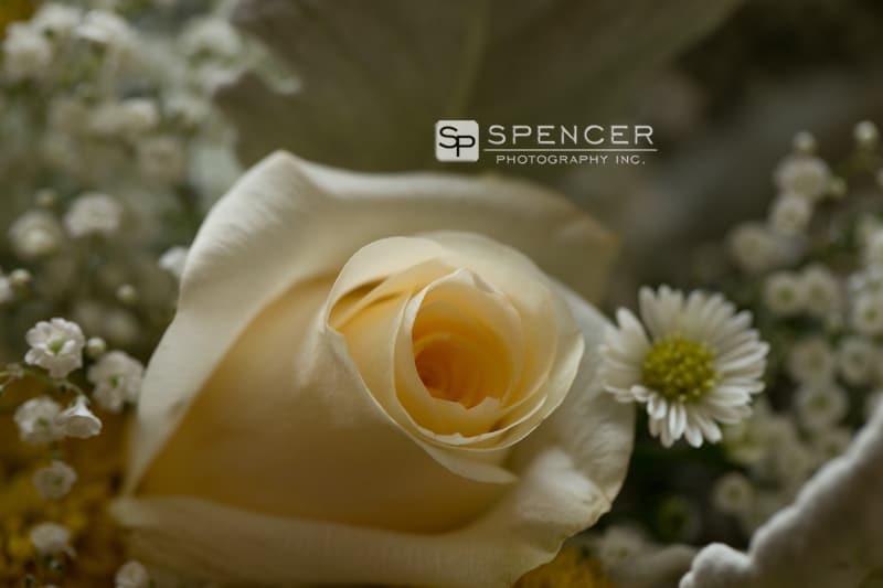 brides wedding day detail