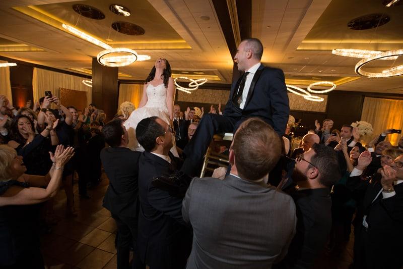 wedding reception at westin cleveland