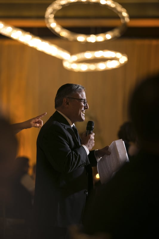 father of bride reception speech