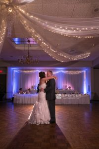 first dance at st. helenic