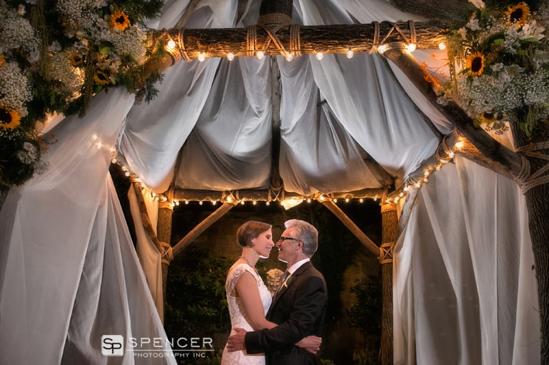shaker heights wedding