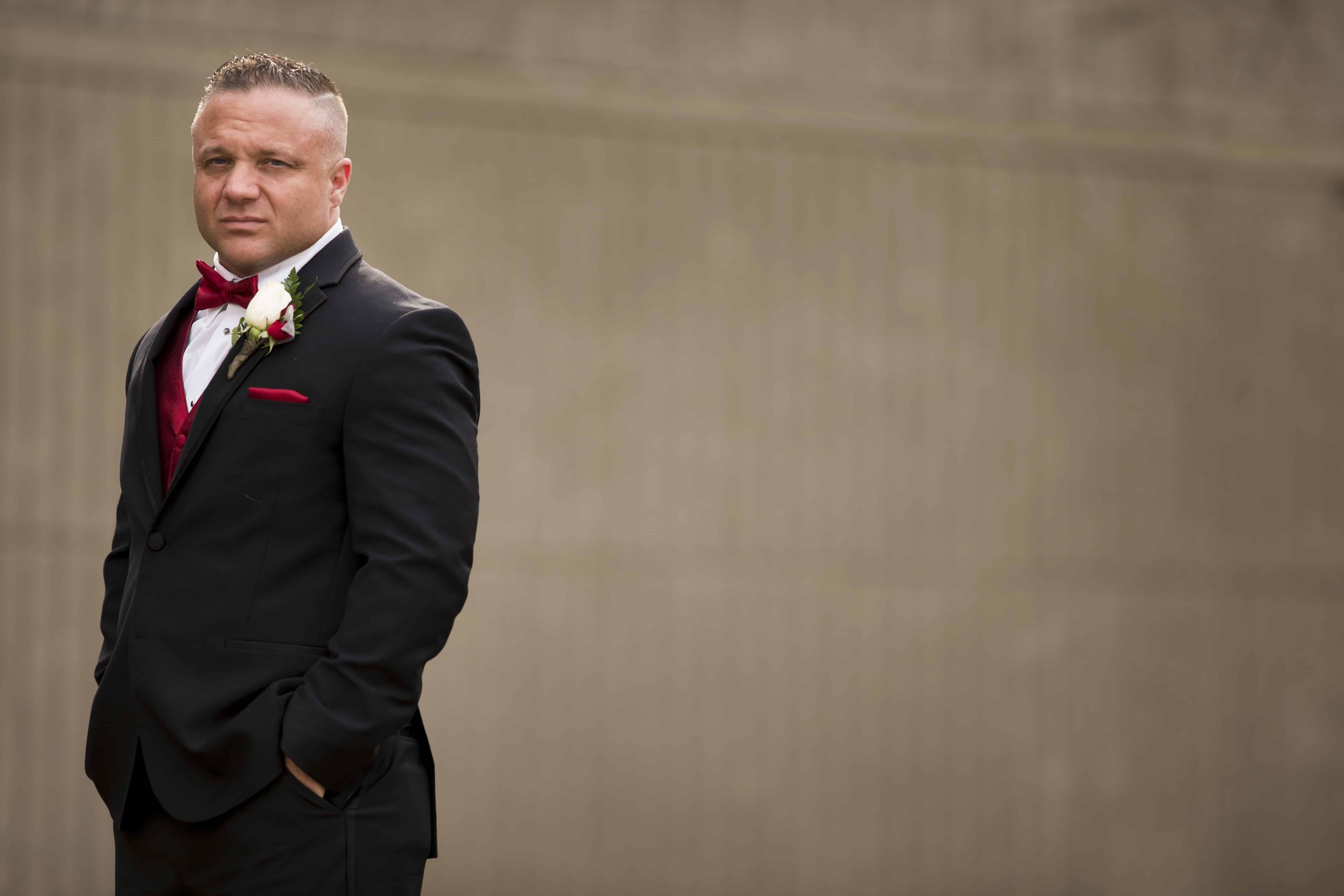 groom picture at university of akron