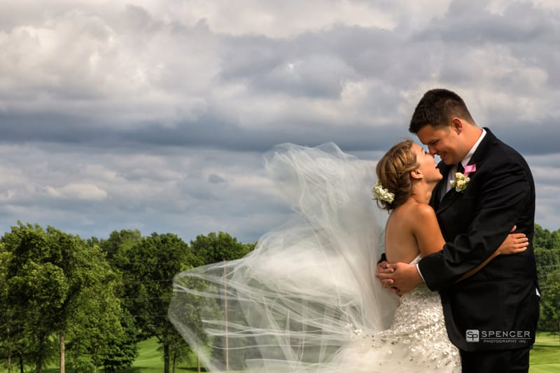 Jc & Abby's Firestone Country Club Reception // Akron Wedding Photographers