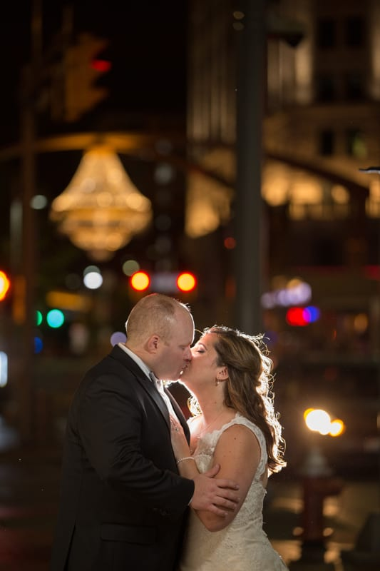 playhouse square wedding picture