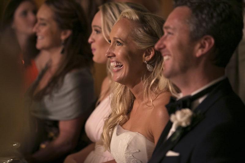 wedding reception speech in copley
