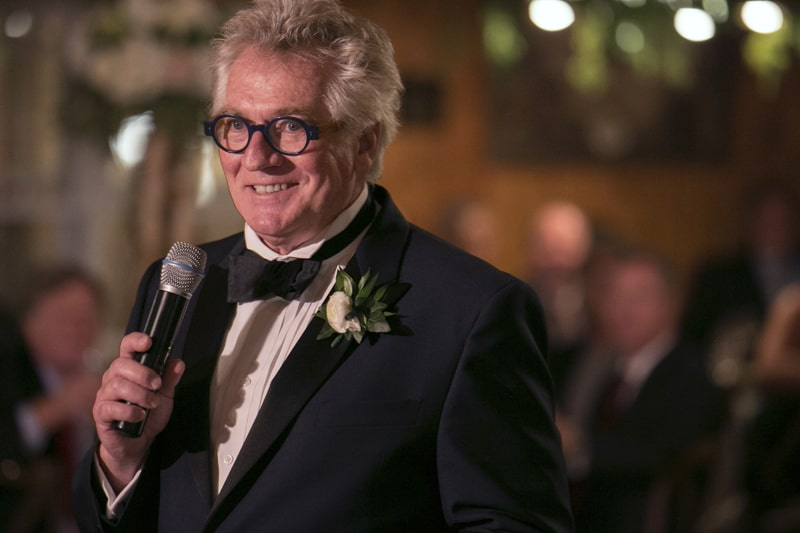 speech by father of bride at copley wedding reception
