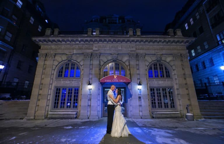 Wedding Reception at Ballroom at Park Lane