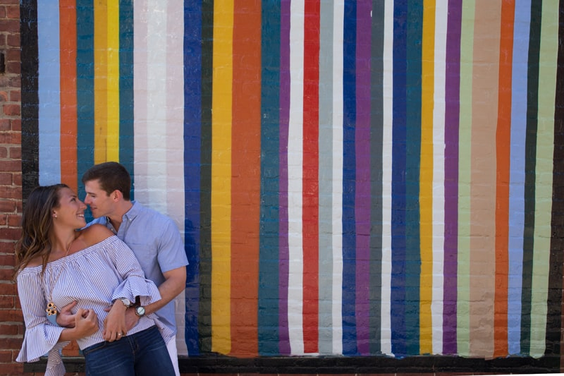 engagement pictures in Columbus