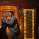 Engagement Pictures at Metropolitan at the 9 // Cleveland Photographer