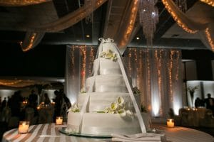 Rebecca and Phil's Wedding Reception at Landerhaven