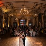 First dance at Tudor Arms Cleveland