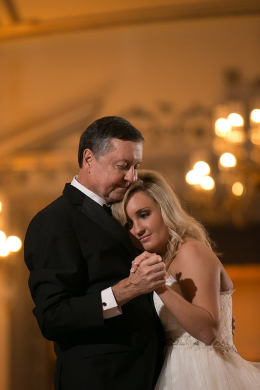 dad dancing with bride