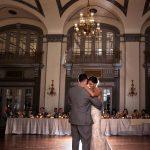 A gorgeous wedding reception at Cleveland Tudor Arms