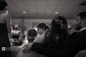 Wedding Reception at Chagrin Valley Athletic Club