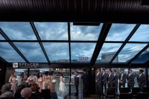 Wedding Reception at Music Box Supper Club