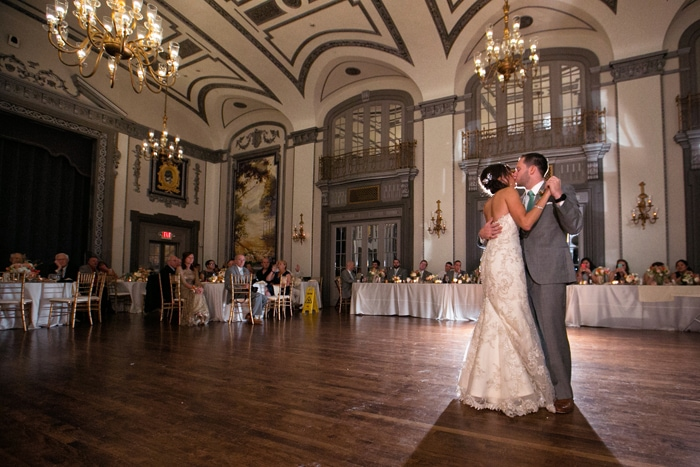 Wedding Venue Spotlight: Tudor Arms Cleveland