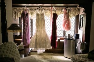wedding day dresses at club at hillbrook