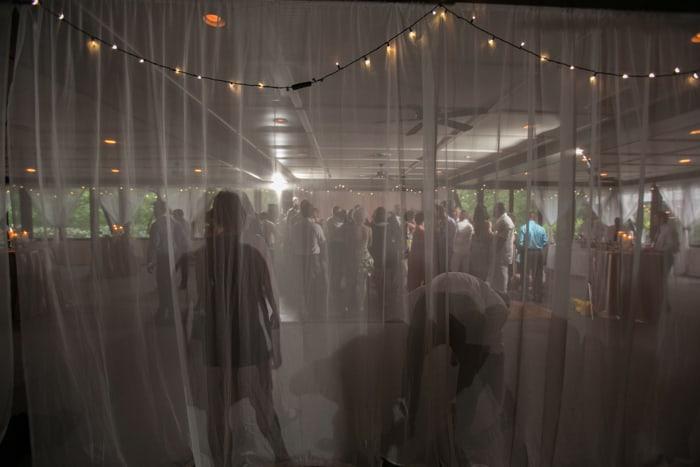 wedding reception at club at hillbrook
