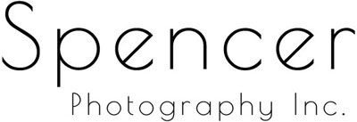 logo for Cleveland photographers Spencer Photography inc.
