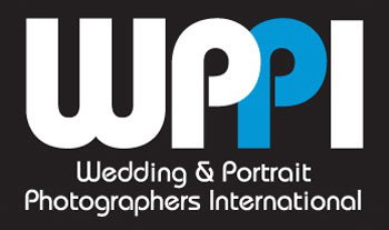 wedding and portrait photographers international logo