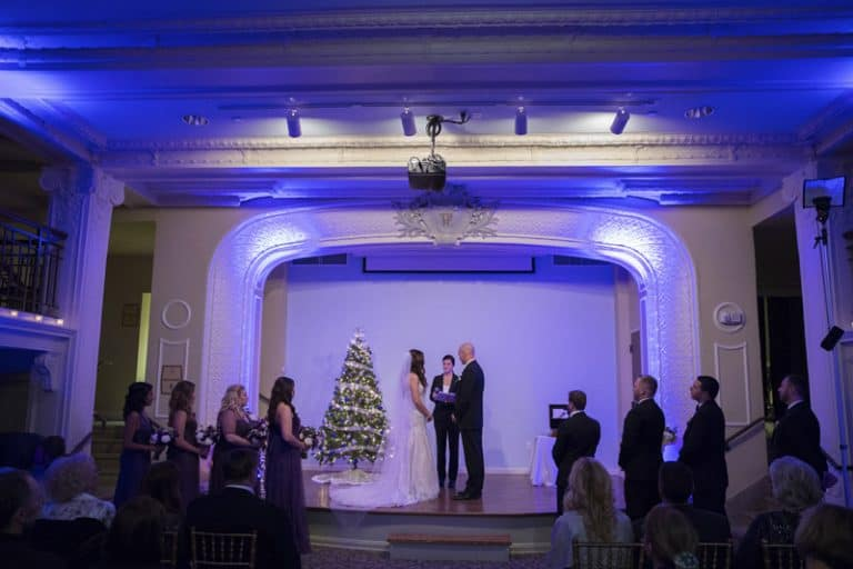 Wedding Venue Spotlight: Ballroom at Park Lane