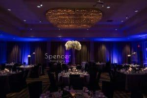Wedding Details: A Reception at Akron Hilton