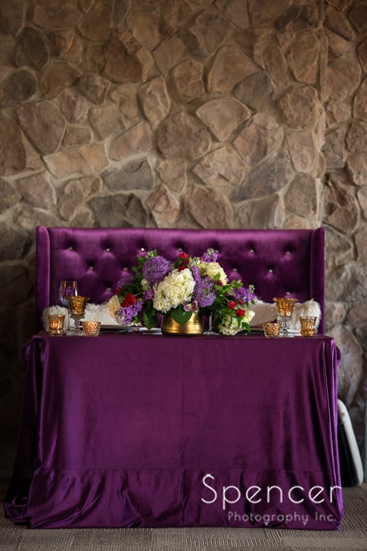 Be Seated Wedding Reception Display