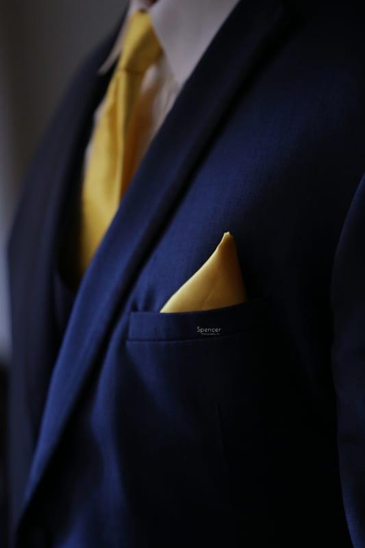 groom detail at chagrin falls wedding