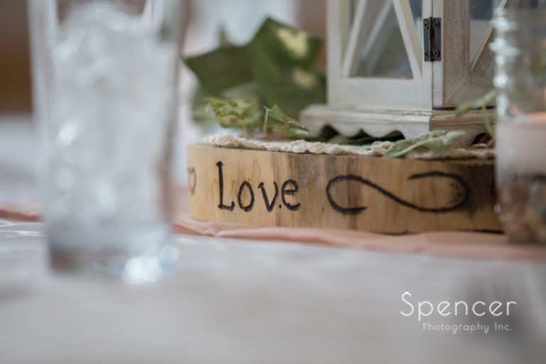 Wedding Reception in Perry Ohio: Cleveland Wedding Photographers