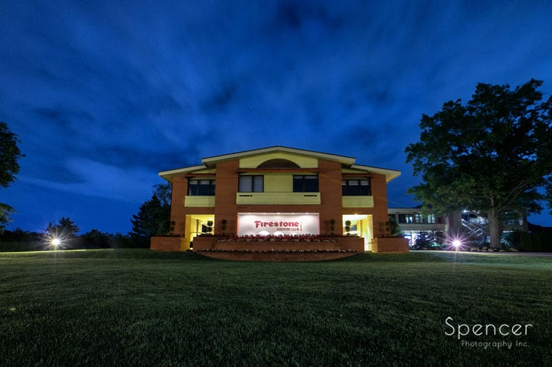 exterior picture of firestone country club